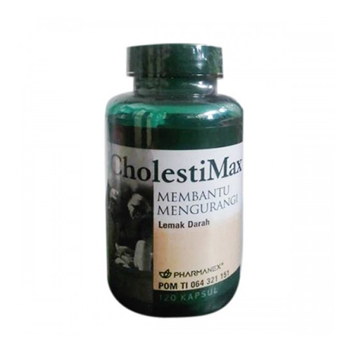 Harga Promo Cholestimax pharmanex