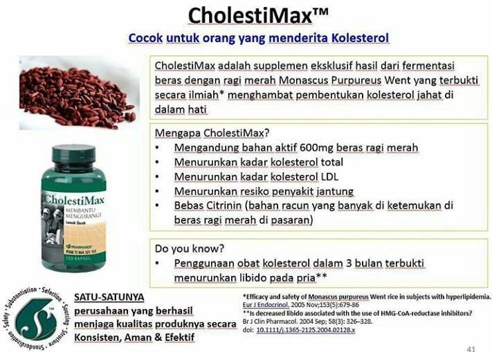 Manfaat-Cholestimax