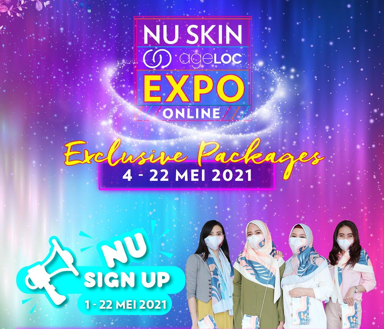Nuskin Promo Expo Mei 2021